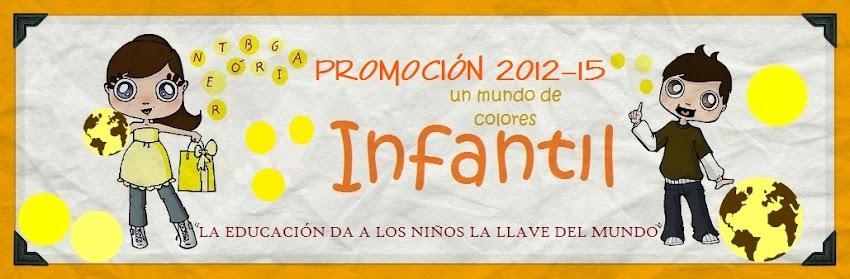 PROMOCIÓN 2012-15