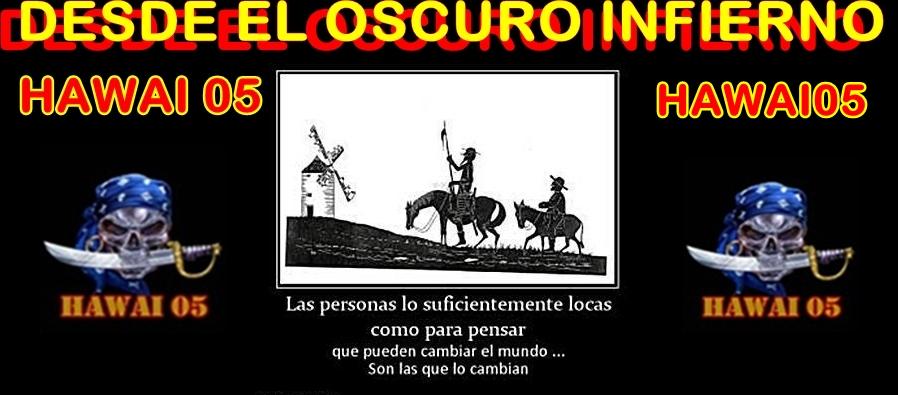 DESDE EL  OSCURO INFIERNO