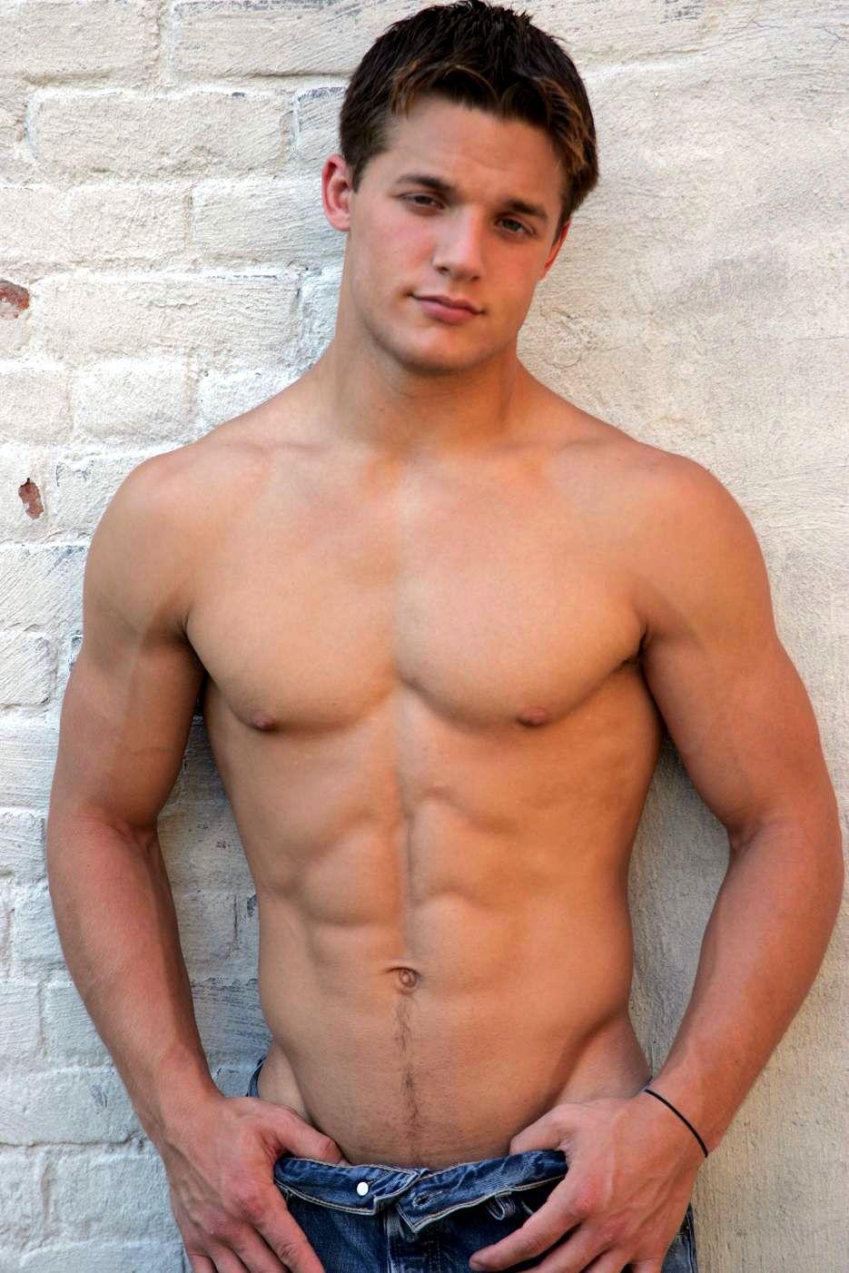 Hot boy naked foto 5