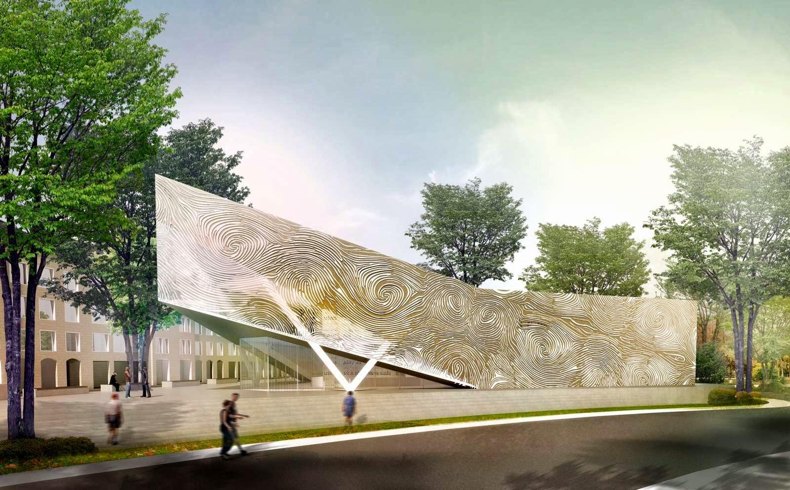 01-New-Sinagoga-in-Koblenz-por-Herrmanns-Architekten