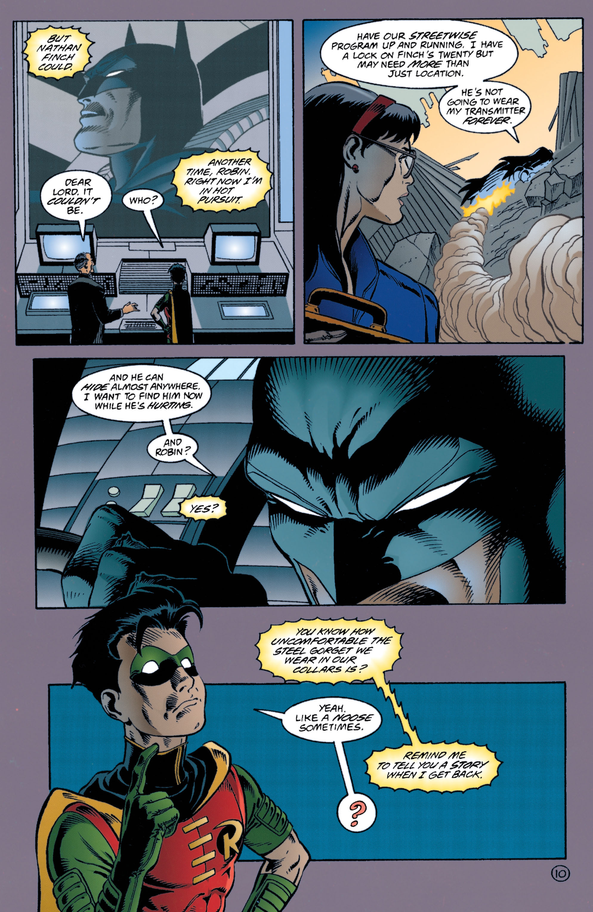 Detective Comics (1937) Issue #713 Page 11