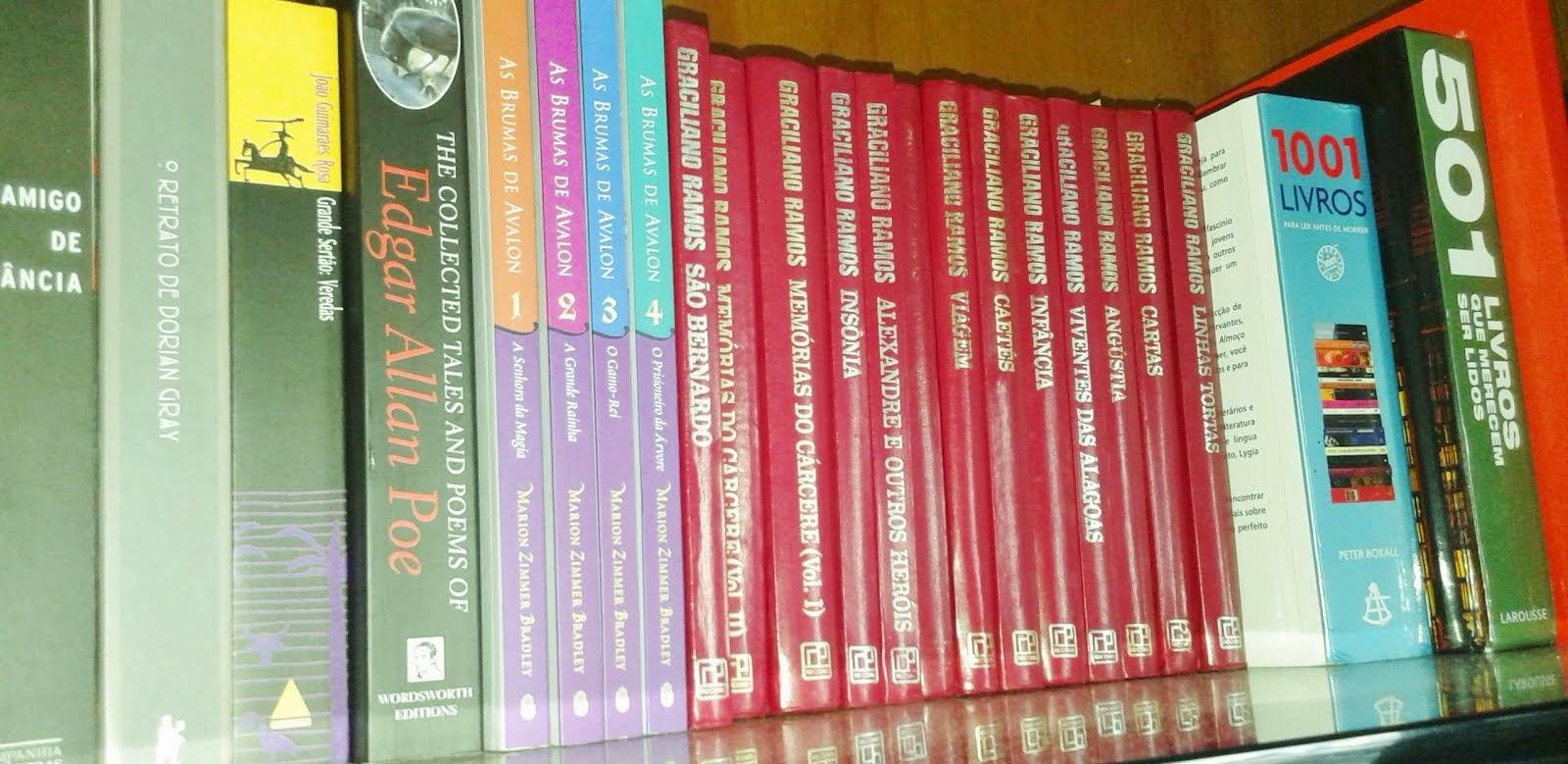 Eles: os livros..