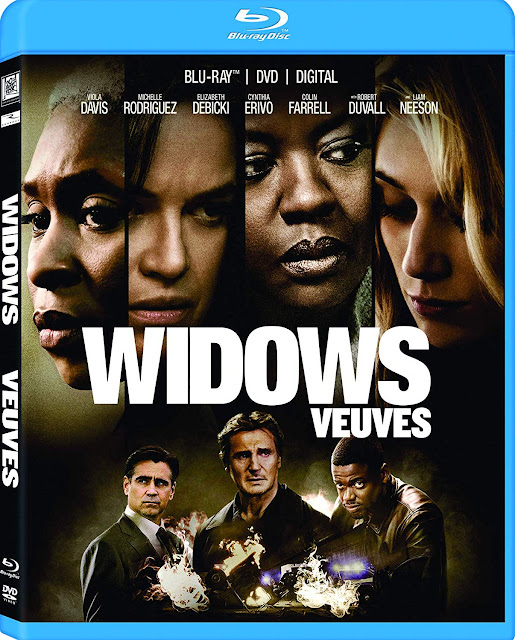 Widows 2018 Dual Audio DD 5.1Ch 720p BRRip 1Gb x264