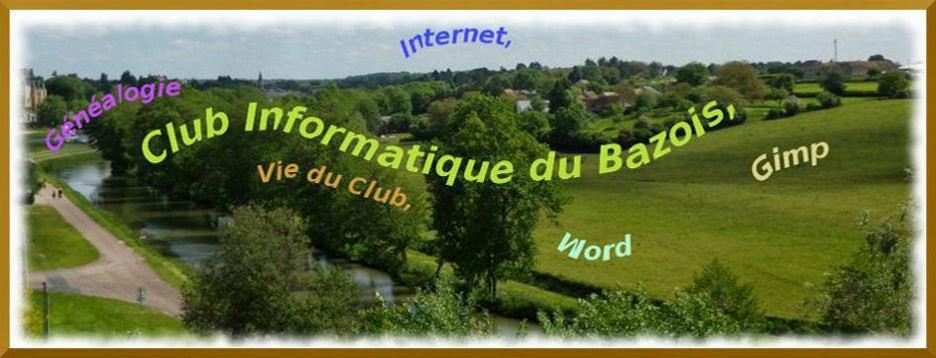 Club Informatique du Bazois