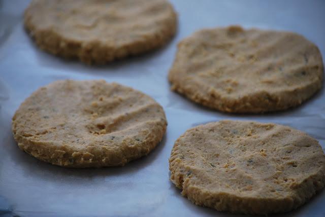 My story in recipes: Sweet Potato Patties