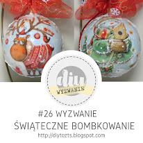 #26 Świąteczne bombkowanie