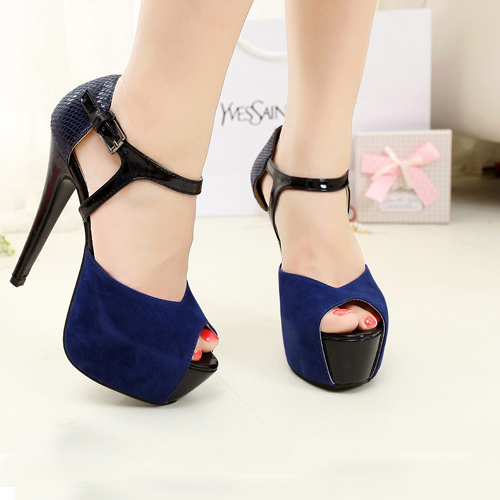 Cut Out Heels Designs #3..