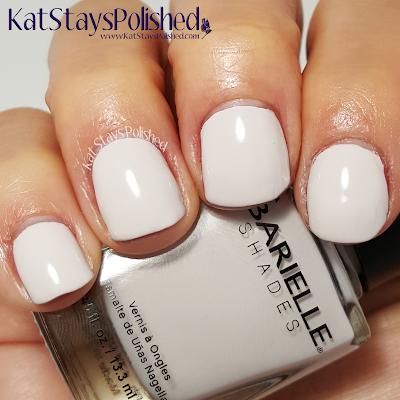 Barielle Hot Chic - Sheer Nonsense | Kat Stays Polished