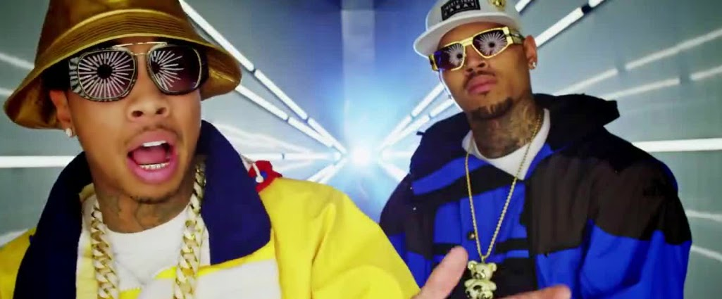 Ayo Chris Brown & Tyga Explicit