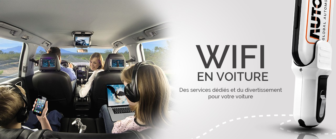voiture communicante autobacs propose une box pour rouler en wifi sur la route des vacances. Black Bedroom Furniture Sets. Home Design Ideas