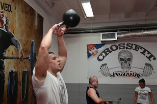 Crossfit a benefit or determinent in jiujitsu training
