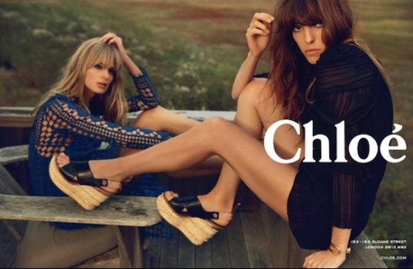 chloe spring summer 2014 ad campaign