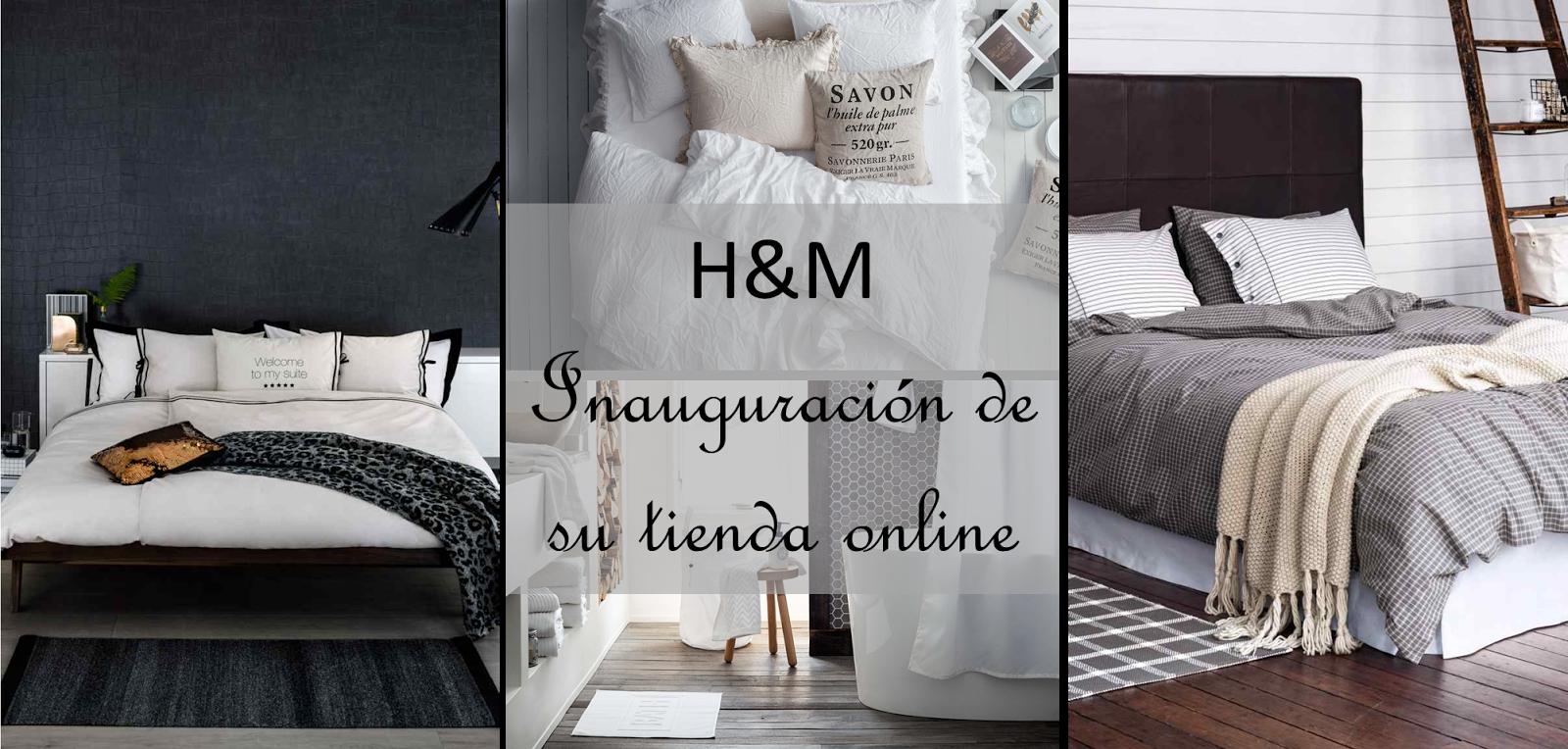 Decoraci n f cil h m inaugura su tienda online en espa a - Decoracion en espana ...