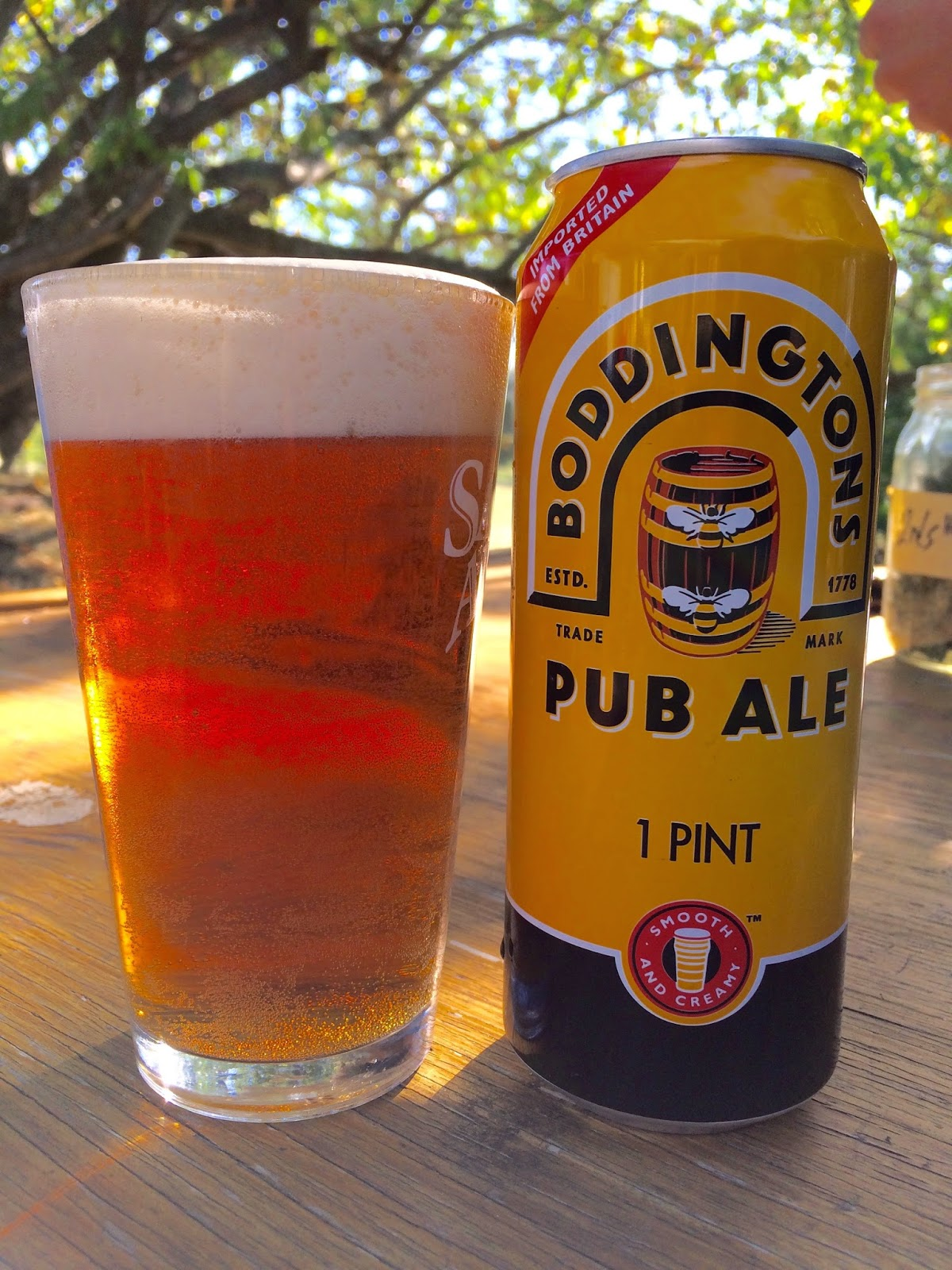 Boddingtons Pub Ale 1