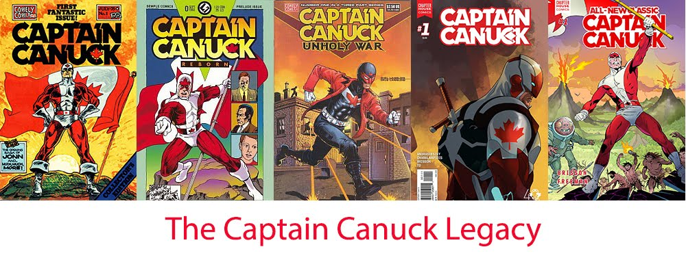 The Captain Canuck Legacy
