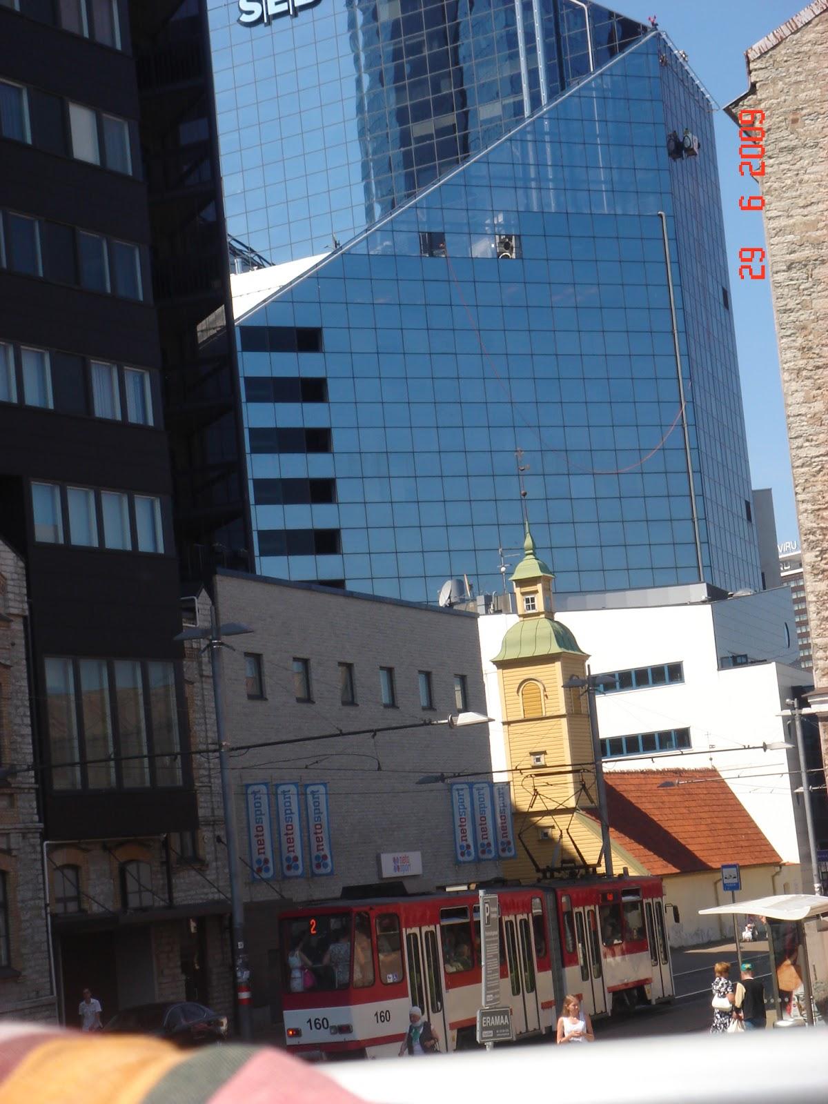 Sights of Tallinn City