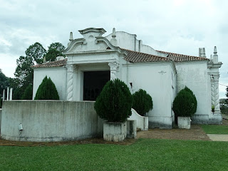 Casa onde viveu o General San Martín, em Yapeyú.