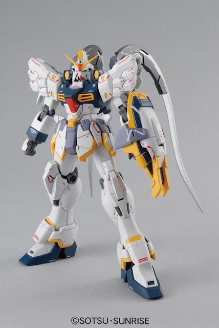 MG Gundam Sandrock EW