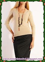 Cotton Bar 2012 Bayan Bluz Modelleri