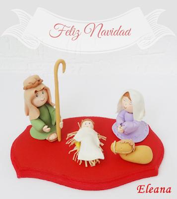 Saludo de Navidad, Eleana, Christmas Greetings