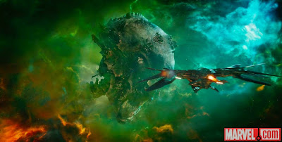 Image of Knowhere from Guardians of the galaxy
