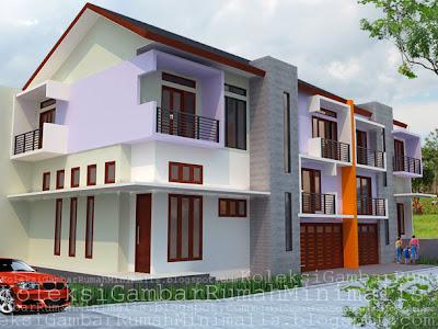 Model-Rumah-Minimalis-Dua-Lantai