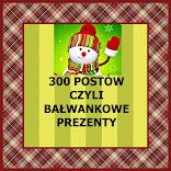 Wygrałam z Szymusiem Bałwanka