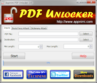 Cara Membuka Password PDF (PDF Password Remover)