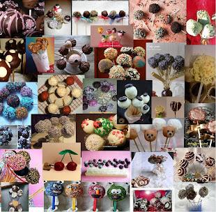 Sütinyalóka (avagy cake-pops) képek és receptek (SAD13.Összefoglaló)