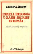 Portada del libro de Carlos Lerena
