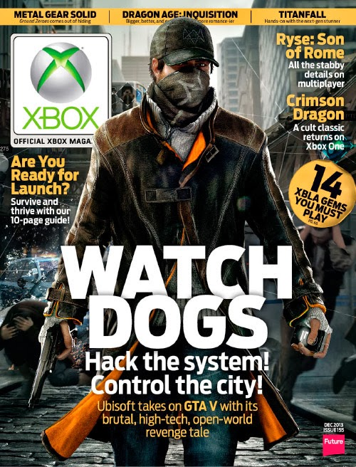 Revista Official Xbox 360 – Dezembro 2013 download baixar torrent