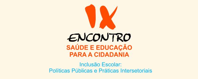 SEMINÁRIO DE SAÚDE E EDUCAÇÃO UFRJ