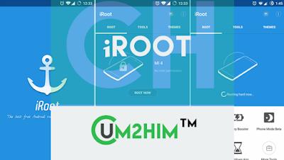 Download Aplikasi IROOT Semua Versi