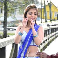 Nisha agarwal latest hot navel show