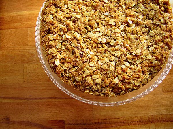 Feijoa Cake Recipe With Crumble Topping