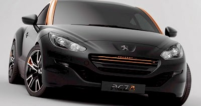 one d 39 rive peugeot rcz type r. Black Bedroom Furniture Sets. Home Design Ideas
