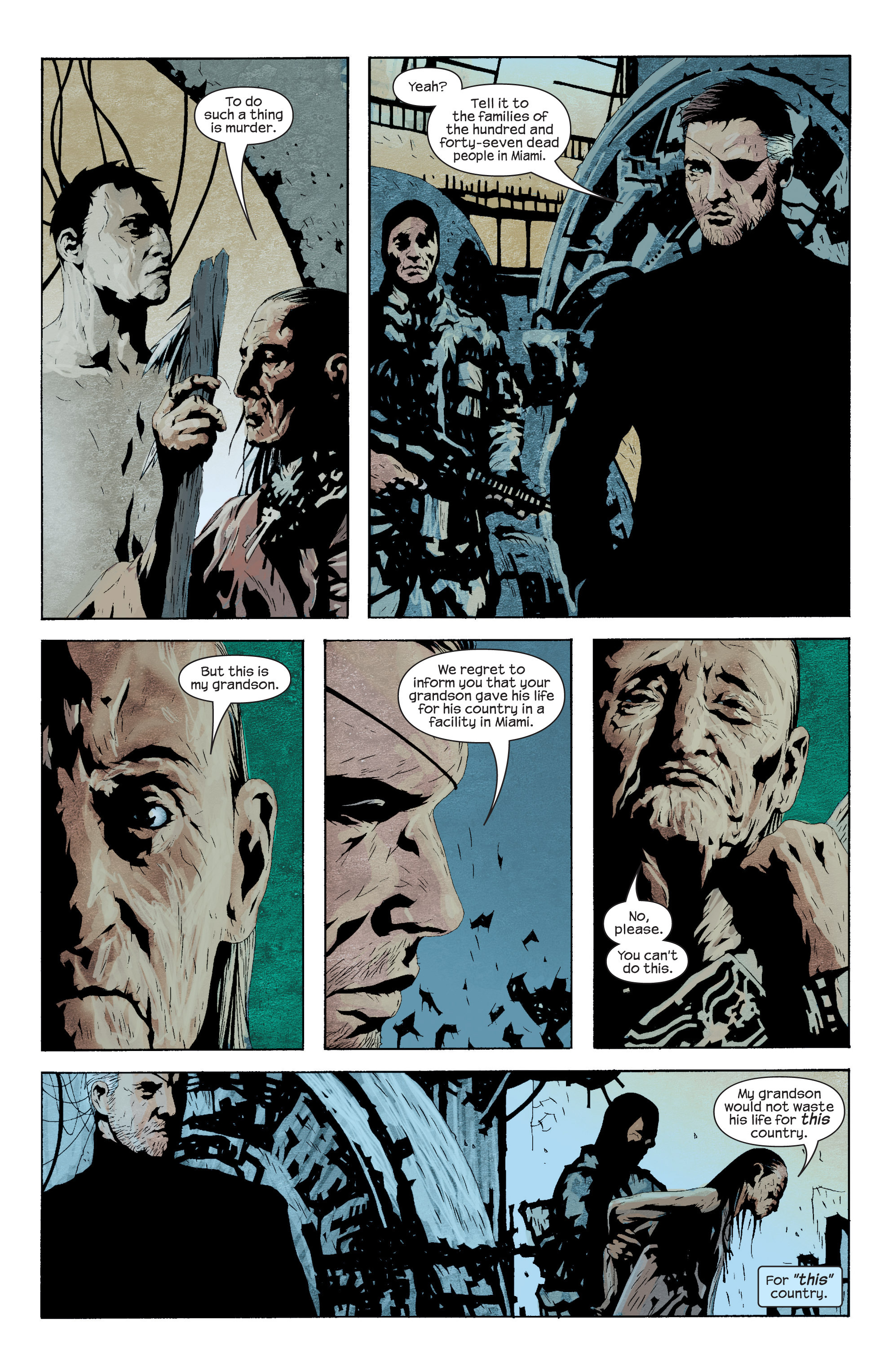 Captain America (2002) Issue #11 #12 - English 20