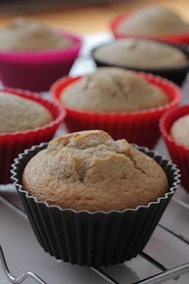 Muffins corses à la châtaigne