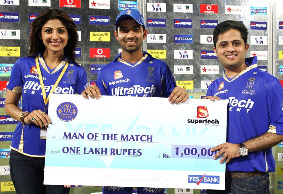 Ajinkya-Rahane-Man-of-the-Match-RR-vs-DD-IPL-2013
