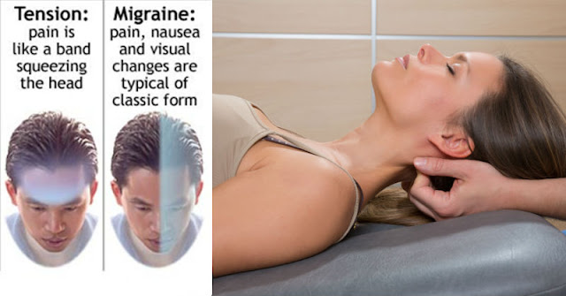 3 Reflexology Points That Effectively Get Rid of Headaches and Migraines