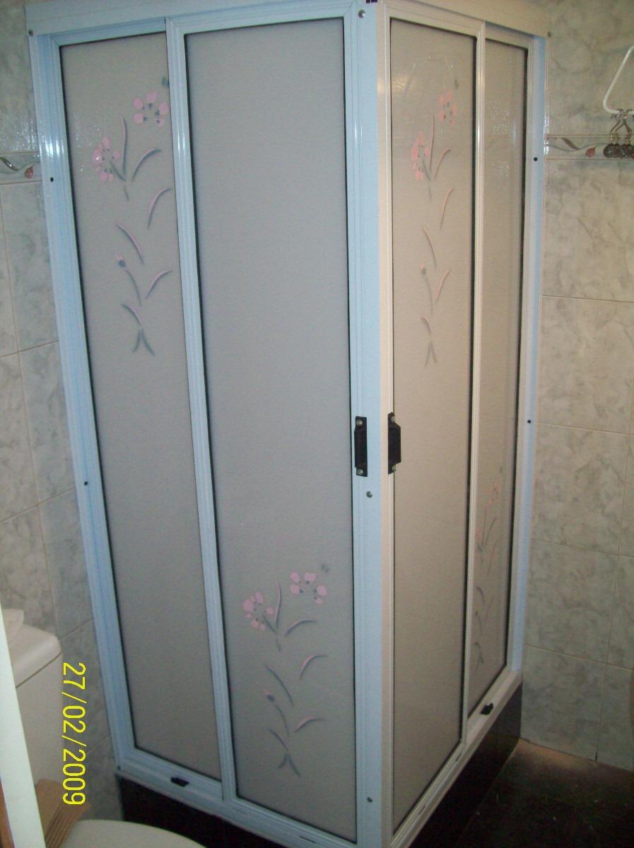 Puertas de aluminio para ba o corredizas for Puertas de aluminio para bano