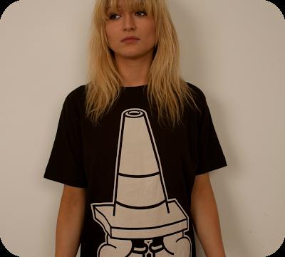 Droneboy cone tshirt