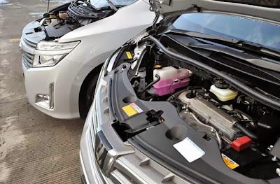 Konsumsi Bahan bakar Nissan Elgrand