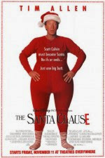 The Santa Clause (1994) Watch Online