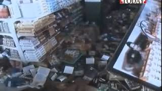 Watch Nepal Earthquake Live CCTV Footage Unseen New Video Watch Online Free Download
