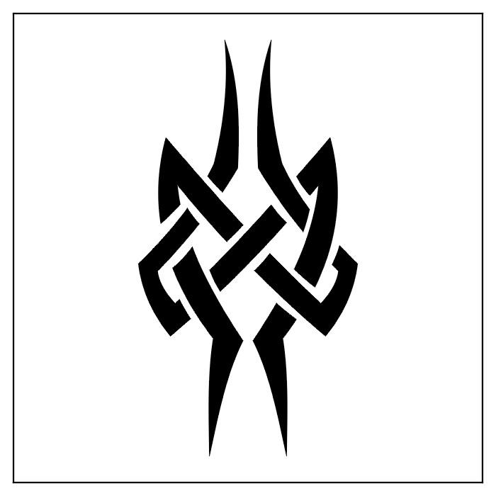 Tribal Bird Tattoos