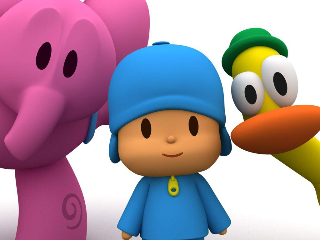 Cute Funny Cartoon Characters