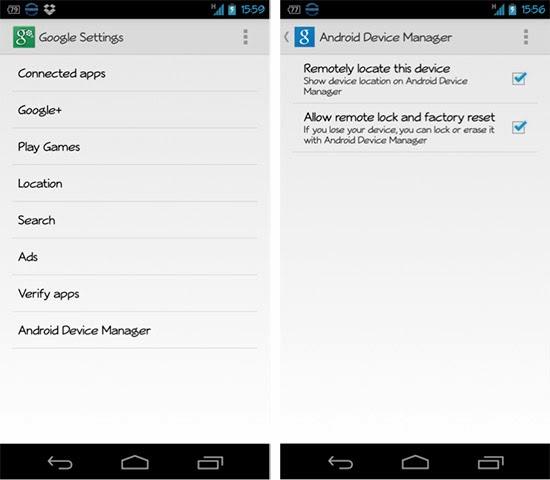 Cara Mudah Melacak Ponsel Android yang Hilang