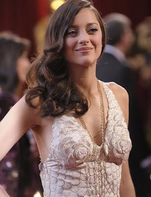 Marion Cotillard vestido de moda