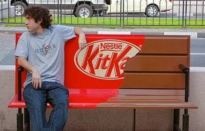 The KitKat Bench